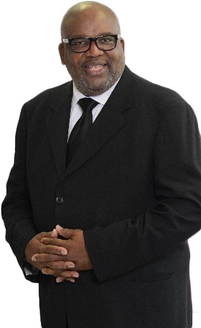 pastor Michael Lee Jones